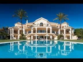 frontline beach luxury mansion in the marbella club