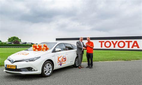 Toyota Contact Toyota Support Kika Met Auris Touring Sports Hybrid