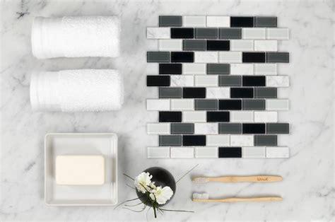 mosaic tile backsplash kit 17 best images about diy backsplash kit on diy