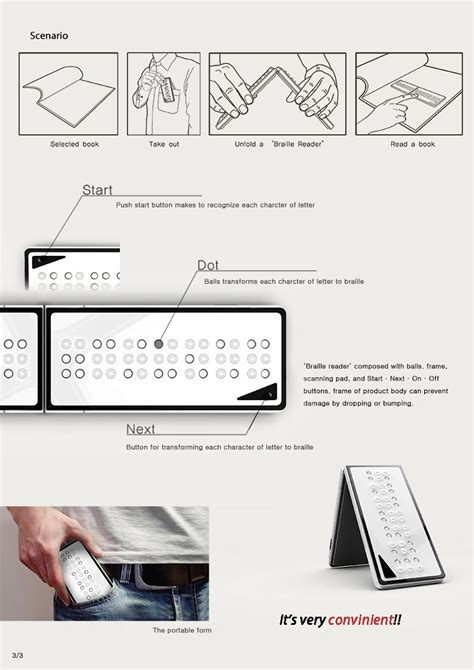 designboom readers braille reader designboom com