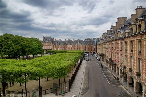 New Orleans House Plans Place Des Vosges Paris View From Victor Hugo House