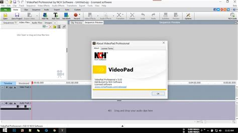 tutorial videopad video editor professional nch videopad video editor professional 5 02 crack full