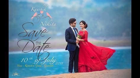 Best Pre Wedding Teaser Video    Save The Date    Kaushik