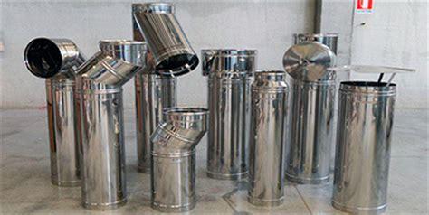 canne fumarie in acciaio per camini a legna canne fumarie in acciaio per stufe a legna boiserie in