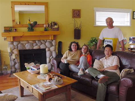 study abroad canada homestay vancouver new westminster