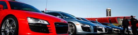 audi customer relations redlign autosports photography design staging