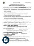 guia examen licencia de manejo guanajuato ex 225 men para obtener licencia de manejo le 243 n gto
