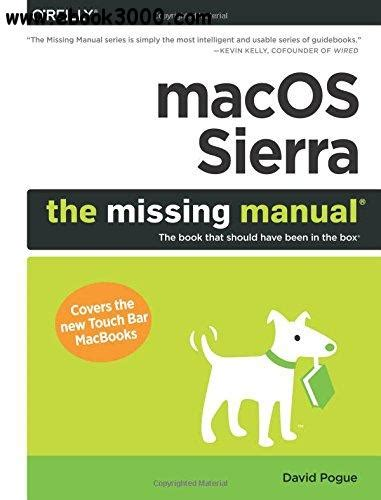iphone the missing manual the book that should been in the box books macos the missing manual the book that should