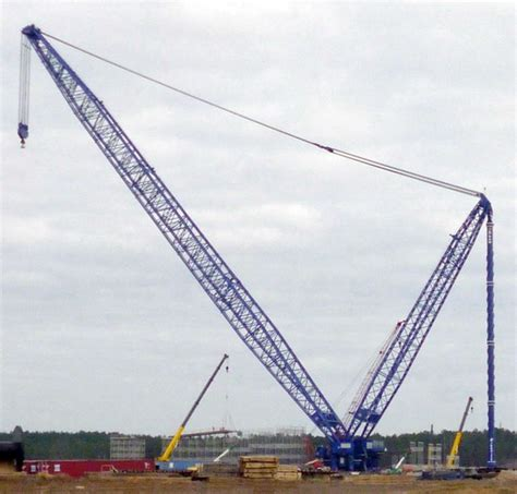 Bigge Maxy 1 select heavy lift projects