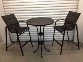 Patio High Table And Chairs Thou Shall Craigslist Friday February 01 2013