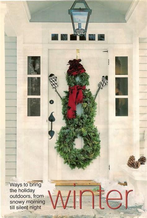 Wreaths In Windows Inspiration Wreath Ideas Stylish Patina