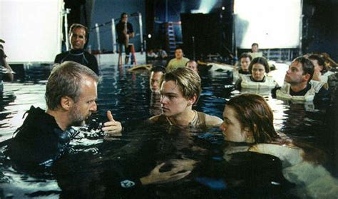 titanic film pool 10 crazy behind the scenes photos from your favorite movies