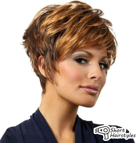 mhaircuta to give an earthy style short hairstyles for thick hair 2015 is troublesome in