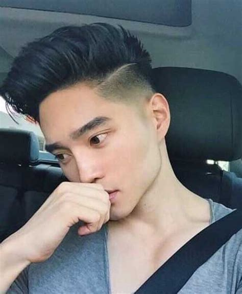 Asian Undercut Hairstyle by 10 Japanese Mens Hairstyles Mens Hairstyles 2018