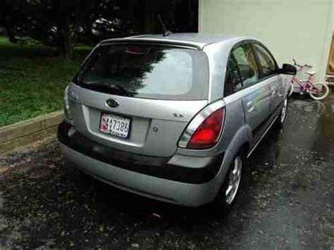 2006 Kia Rio5 Mpg Find Used 2006 Kia Rio5 Sx Hatchback 4 Door 1 6l In