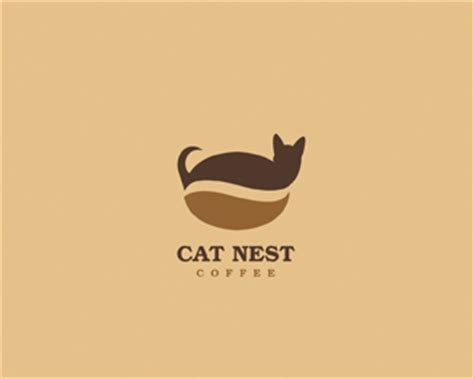 cat nest coffee designed  hypnose brandcrowd