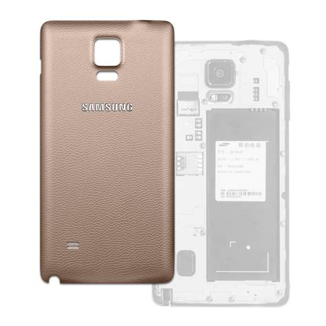 the beast is back samsung galaxy note 4 unveiled igyaan back cover replacement samsung galaxy note 4 bronze gold