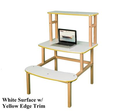 compact student desk grade school size compact wooden student desk for 1 or 2