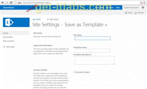 save site as template sharepoint 2013 sharepoint 2013 yayınlama sitesinin publishing site