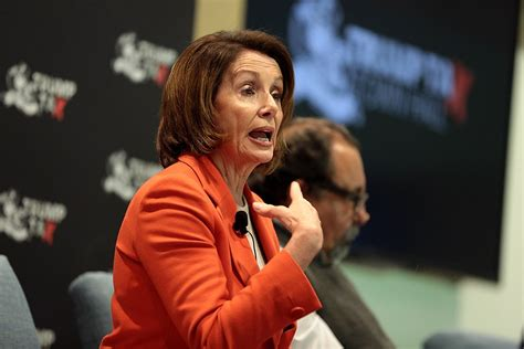 Nancy Pelosi Rocks With A Gavel Indeed by We Need Leaders With Purpose Not Political Powerthe