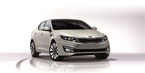 South Kia New Kia Optima To Be Unveiled At The 2011 Johannesburg