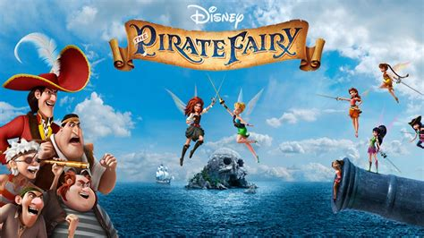 disney s the pirate fairy movie game full gameplay