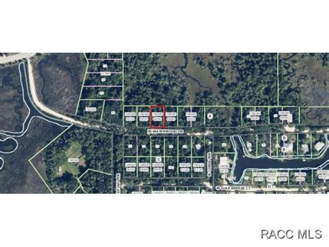 Citrus County Property Records Search 12207 W Waterwood Dr River Fl 34429