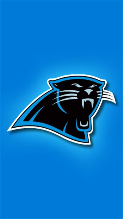 Carolina Panthers Sports iPhone Wallpapers, iPhone 5(s)/4(s)/3G Wallpapers