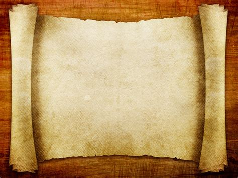 Parchment Paper - best photos of parchment scroll template scroll paper