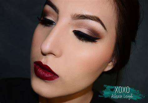 party makeup tutorial christmas party makeup tutorial makeup lookbook