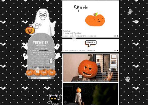 halloween tumblr themes free halloween theme tumblr
