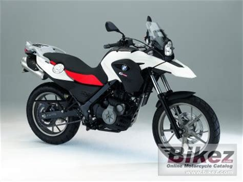 2012 bmw f 650 gs specifications and pictures