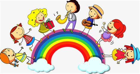 rainbow children the art 1616558334 rainbow children rainbow child children png and vector for free download