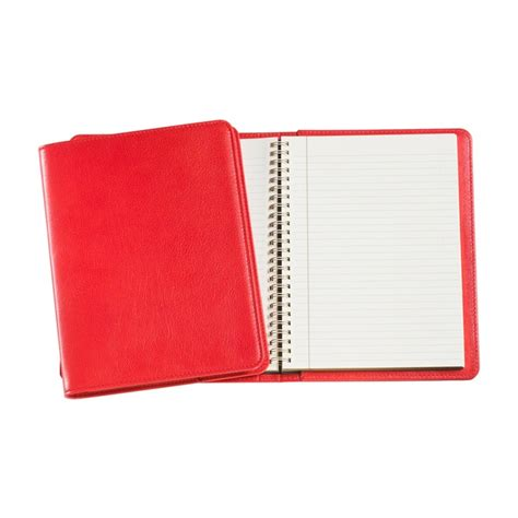 Note Book Read A Book by Leather Notebook A Refillable Genuine Leather Notebook