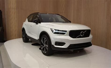Volvo Xc40 Launch Volvo Xc40 Unveiled Will Launch In India In 2018 Ndtv