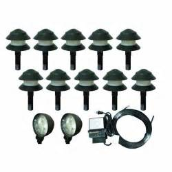 low voltage outdoor lighting kits low voltage landscape lighting go search for