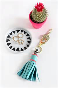 d i y 187 my diy leather tassel keychain