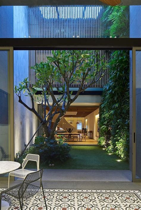 Vastu Transcendental Home Design In Harmony With Nature The 25 Best Courtyard Ideas On