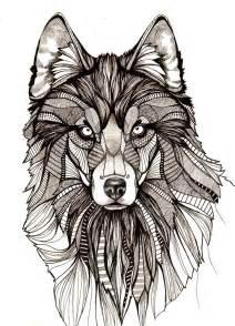 wolf by aofie fionn on deviantart