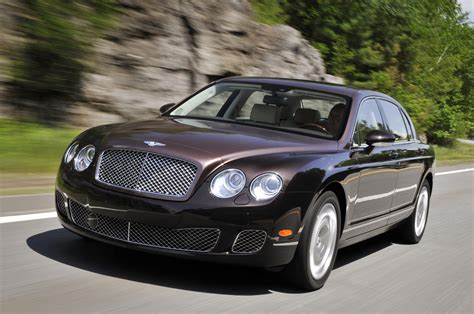 bentley continental flying spur black bentley continental flying spur review and photos