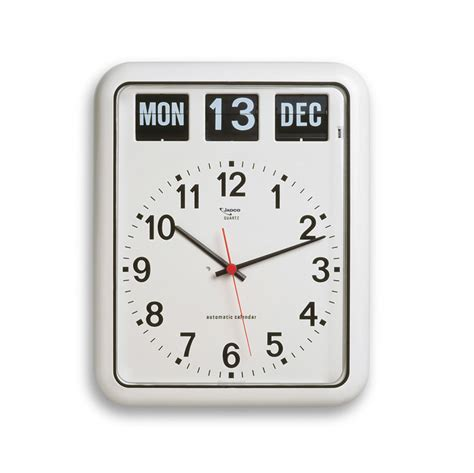 Calendar Clock For Flip Calendar Clock Calendar Template 2016