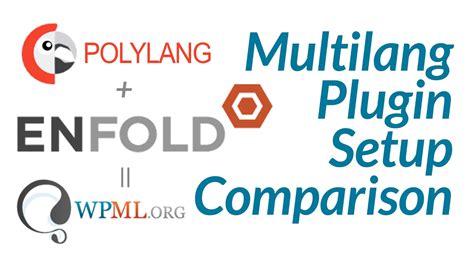 enfold theme wpml wordpress multilanguage setup comparing wpml and polylang