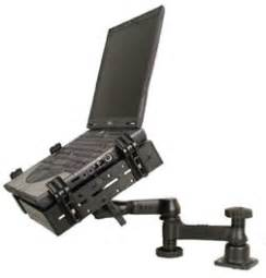 swing arm laptop holder ram 109h 234u ram mount universal horizontal laptop mount