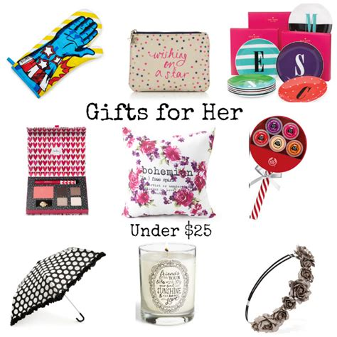 gifts for 25 dollars holiday gift guide under 25