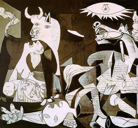 picasso paintings and names ahomina all of picasso guernica 1937 museo nacional