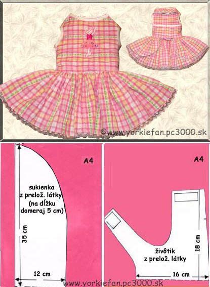 dog clothes pattern making yorkiefan выкройки pinterest dresses dogs and dog