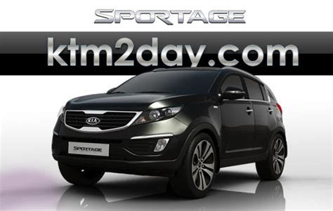 Kia Sportage New Shape New Shape Kia Sportage Images
