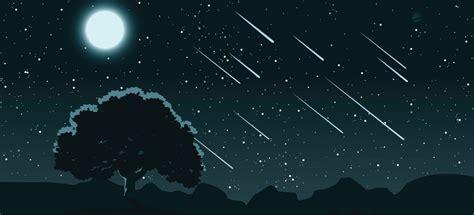 imagenes surrealistas de la noche mira esta noche el cielo habr 225 lluvia de estrellas mujer