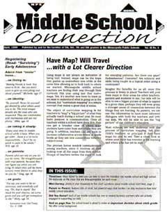 Middle School Newsletter Templates Free Middle School Newsletter Templates Free