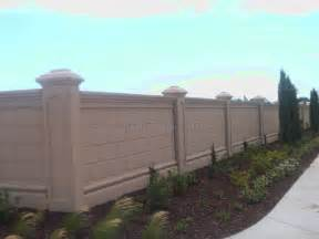 unique wall fence designs ideas with walls and fences as design element brick picture